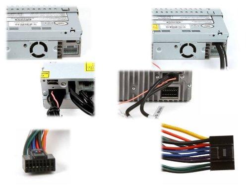 Jensen Vm9311ts Wiring Diagram