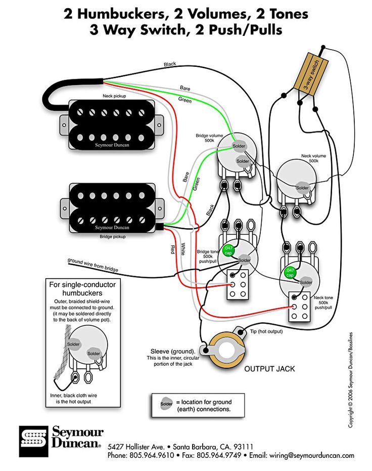Jimmy Page Wiring Diagram Seymour Duncan
