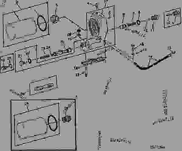 John Deere 1435 Wiring Diagram