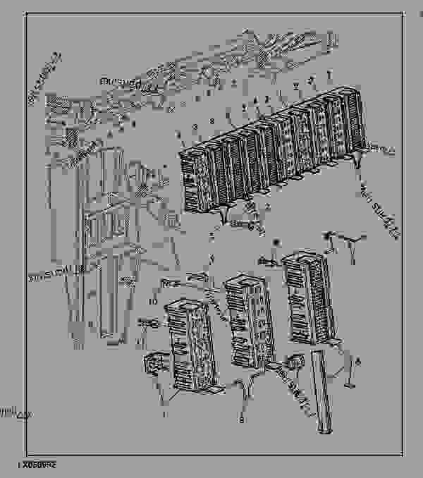 John Deere 6400 Fuse Box Diagram