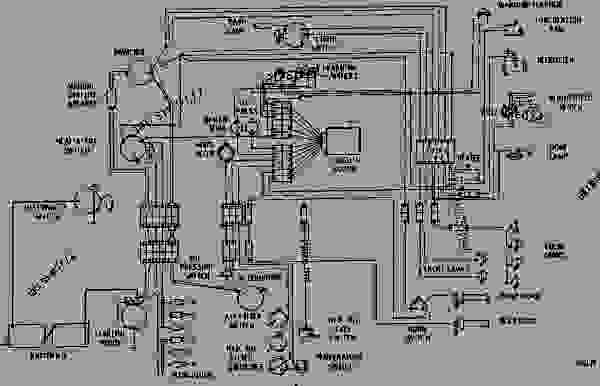 John Deere 6400 Pto Wiring Diagram