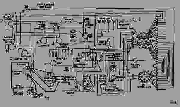 John Deere 870 Wiring Diagram