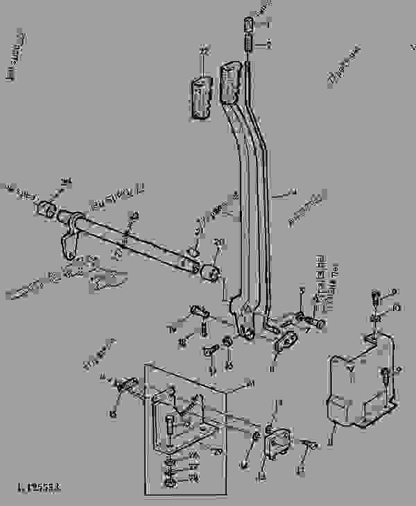 John Deere X485 Wiring Diagram Fule Pump