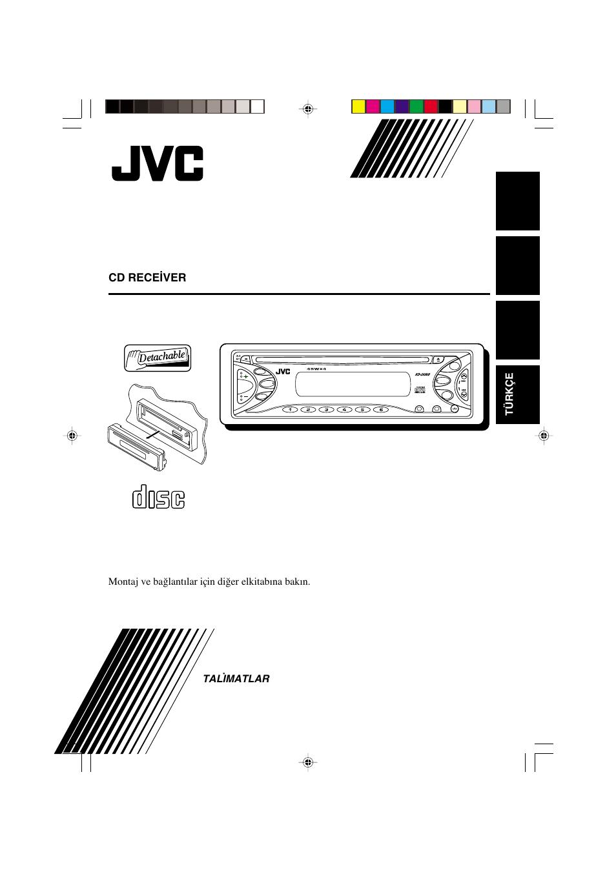 Jvc Kdr330 Wiring Diagram