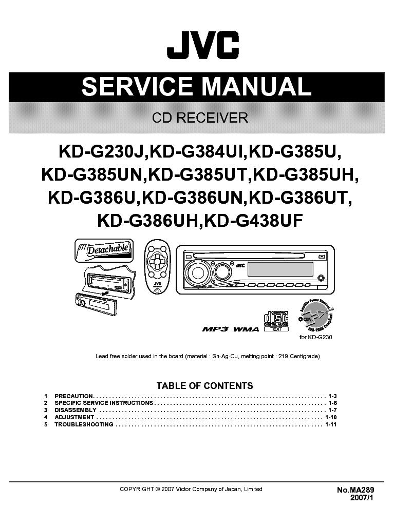 jvc kd s37 wiring diagram  2005 jaguar fuse box diagram