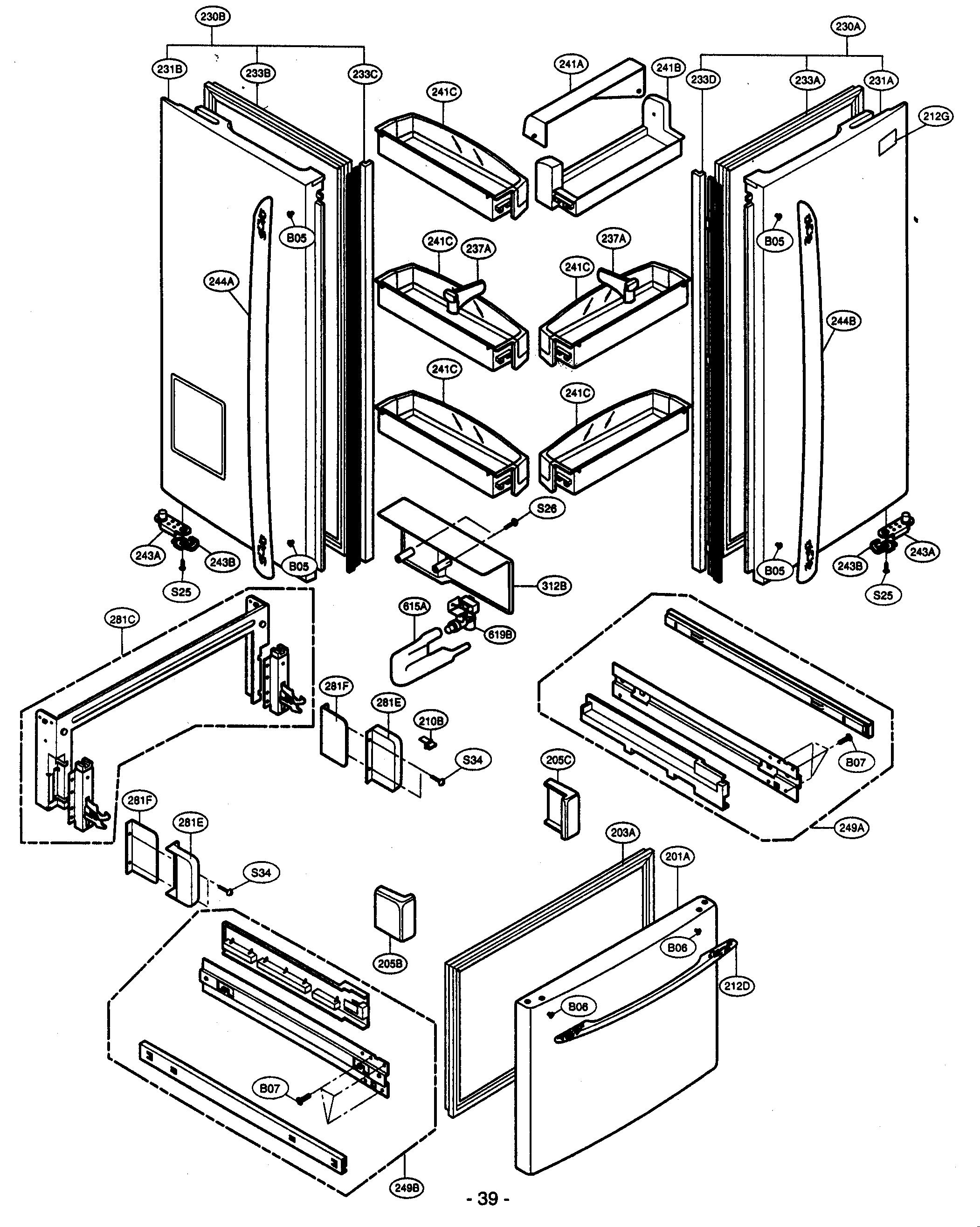 Kenmore Elite Moisture Sensor Wiring Diagram