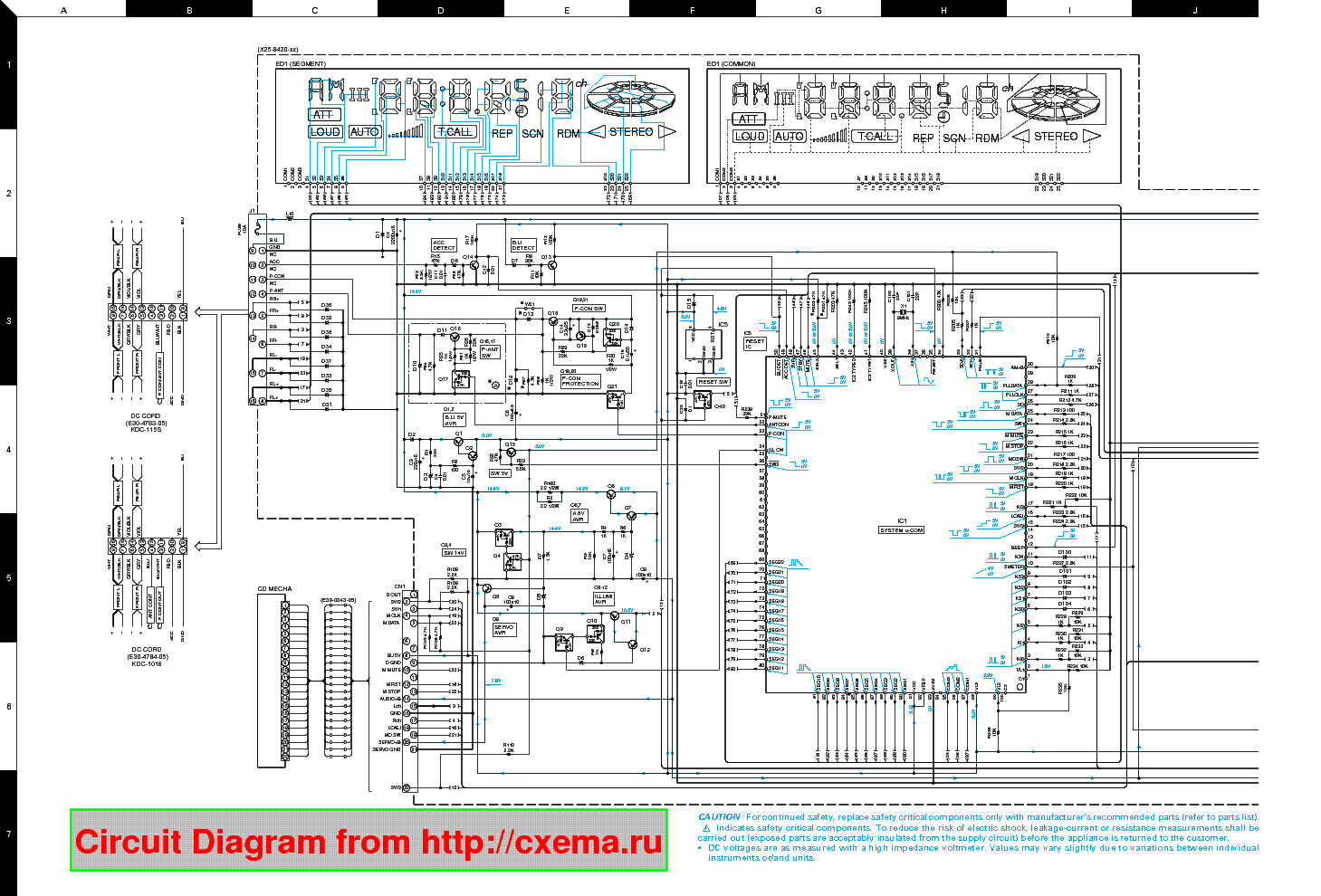 Kenwood Dnx6160 Wiring Diagram from wiringall.com