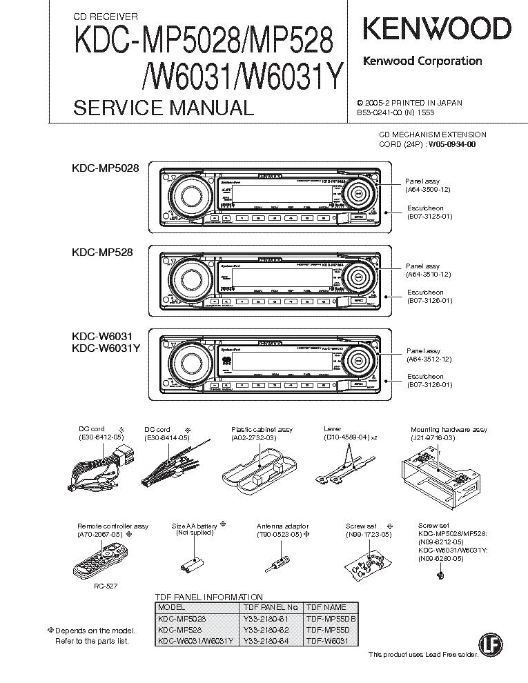 kenwood kdc 200u wiring diagram  jeep wiring diagrams free