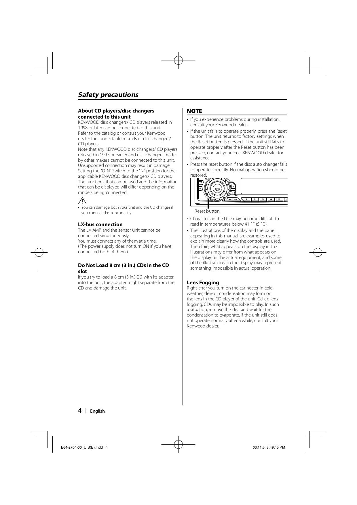 Kenwood Kdc Mp528 Wiring Diagram