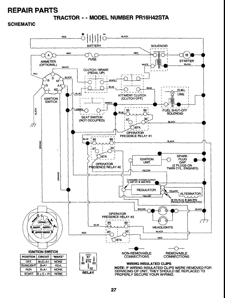 Kohler Command Pro 674 Wiring Diagram