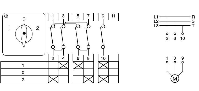 Kraus  U0026 Naimer C10 Wiring Diagram