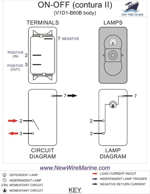 Leviton Lighted Switch Wiring Diagram