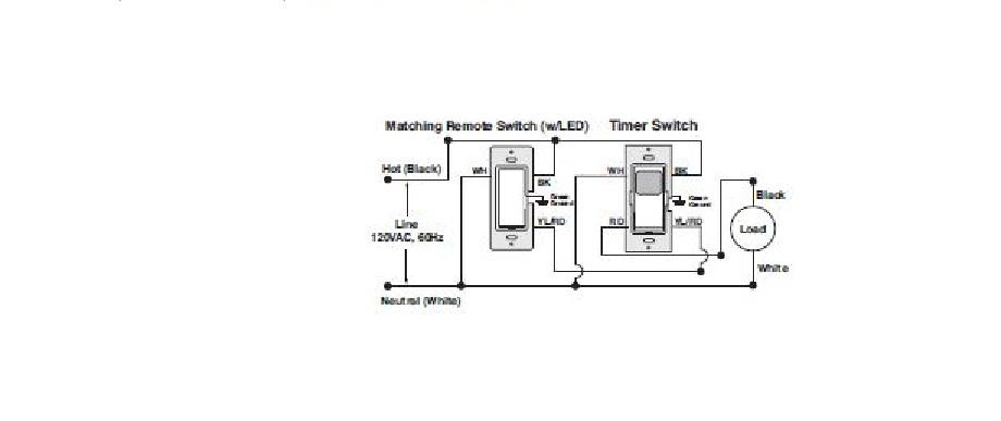 Leviton Vpt24 Wiring Diagram