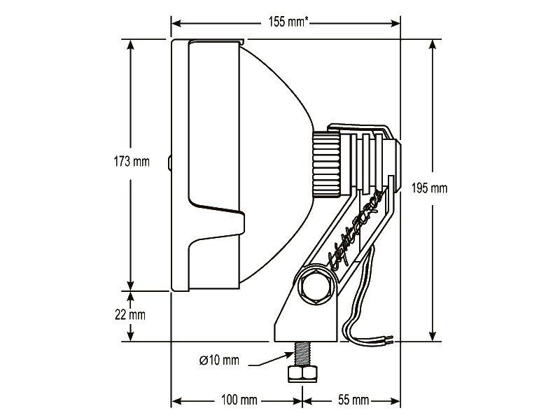 Lightforce 170 Striker Wiring Diagram