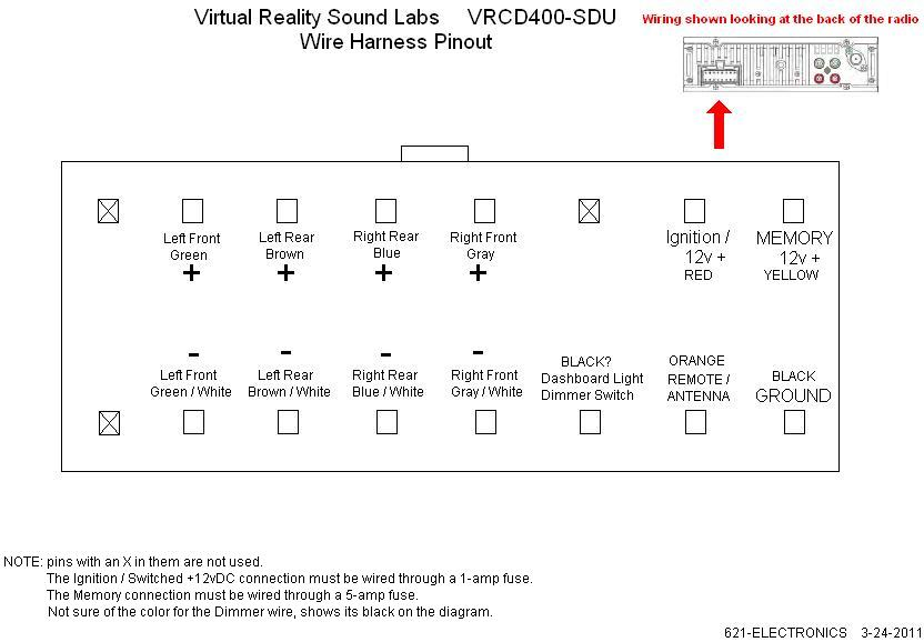 Lima Vr3 Wiring Diagram