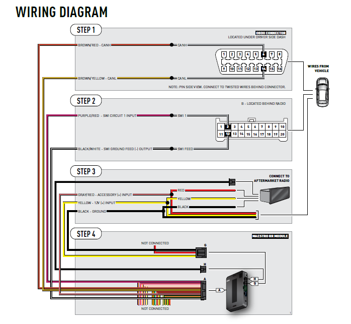 maestro rr wiring diagram. Black Bedroom Furniture Sets. Home Design Ideas