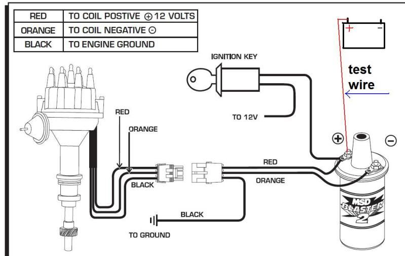Mallory Unilite Ignition Wiring Diagram
