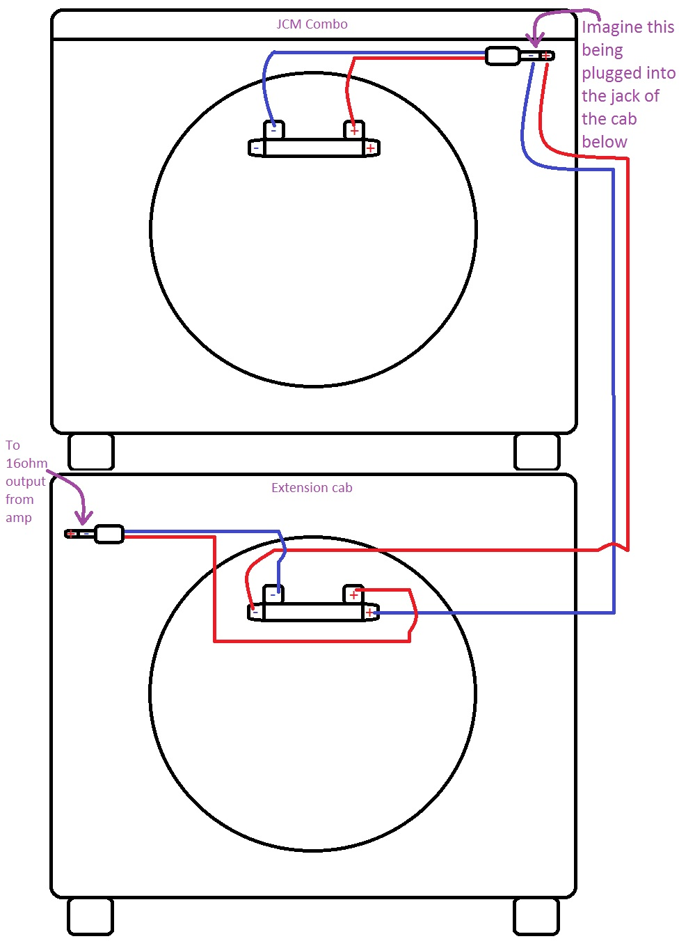 Marshall 4x12 Wiring Diagram