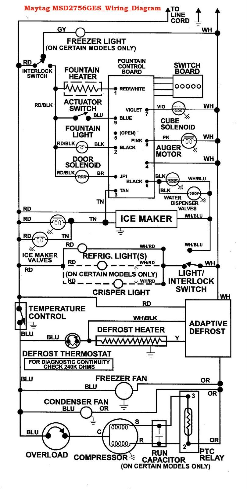 Maytag Dwu9921aax Wiring Diagram