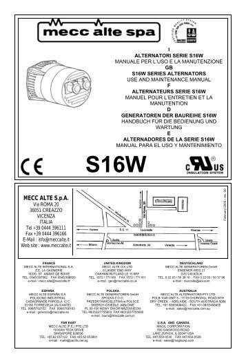 Mecc Alte Generator Wiring Diagram from wiringall.com