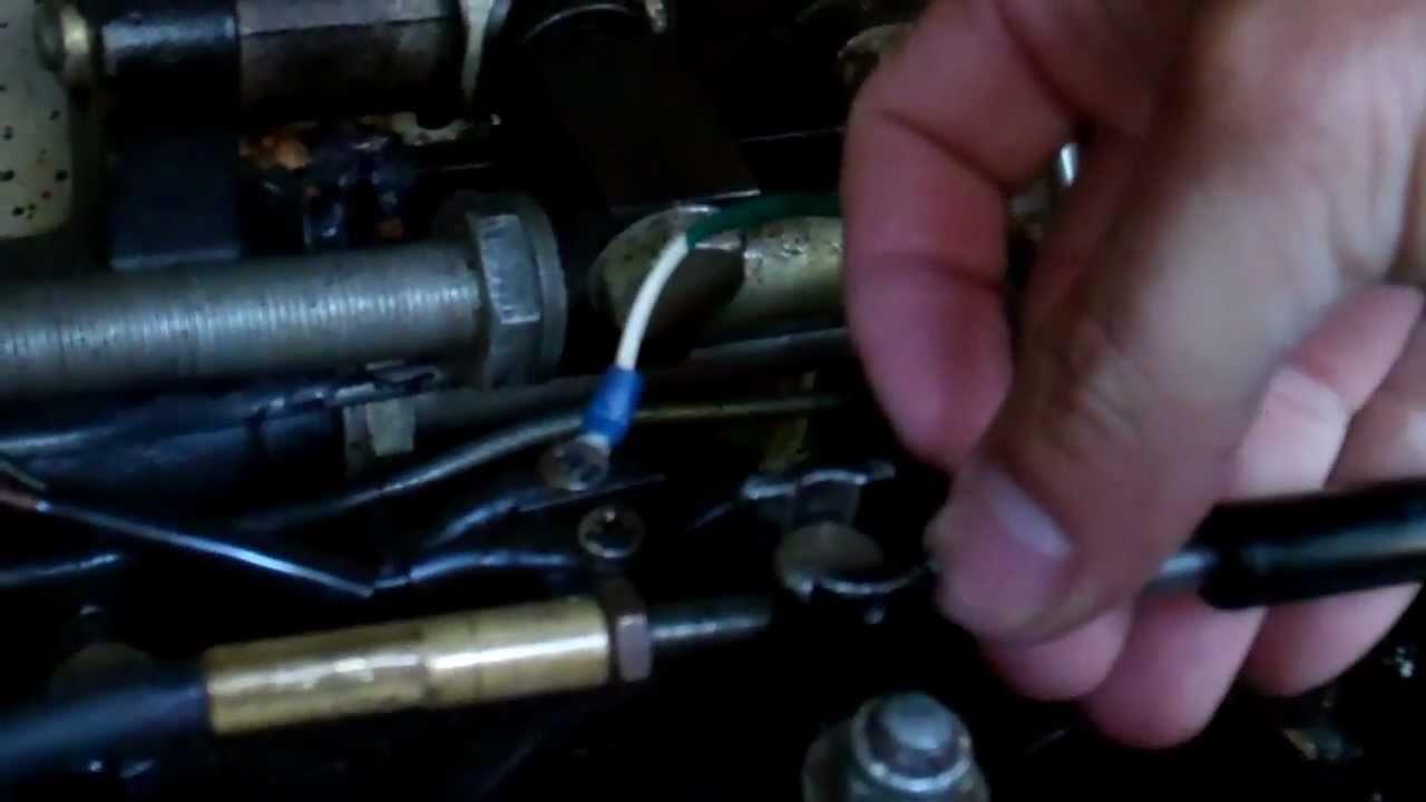 Mercury Alpha 1 Shift Interrupter Wiring Diagram