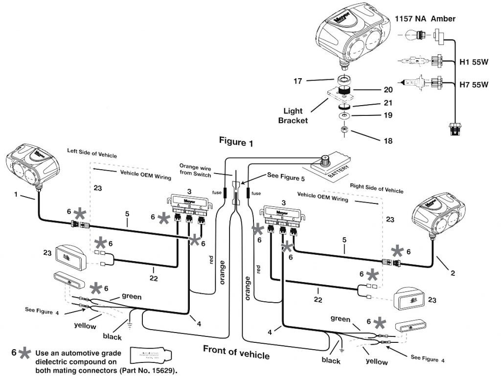 Meyers Plow Wiring Diagram