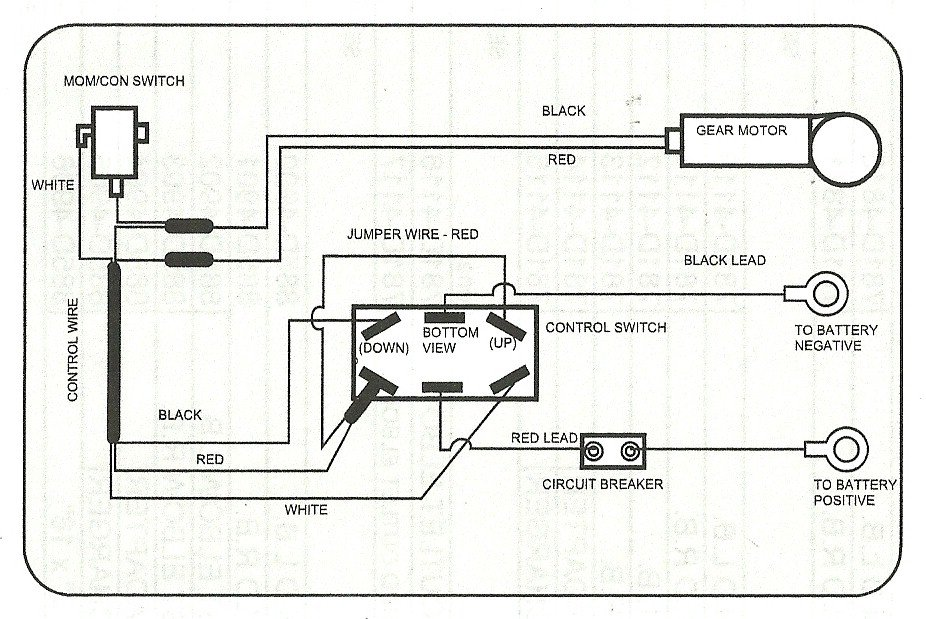 minn kota trolling motor wiring diagram. Black Bedroom Furniture Sets. Home Design Ideas