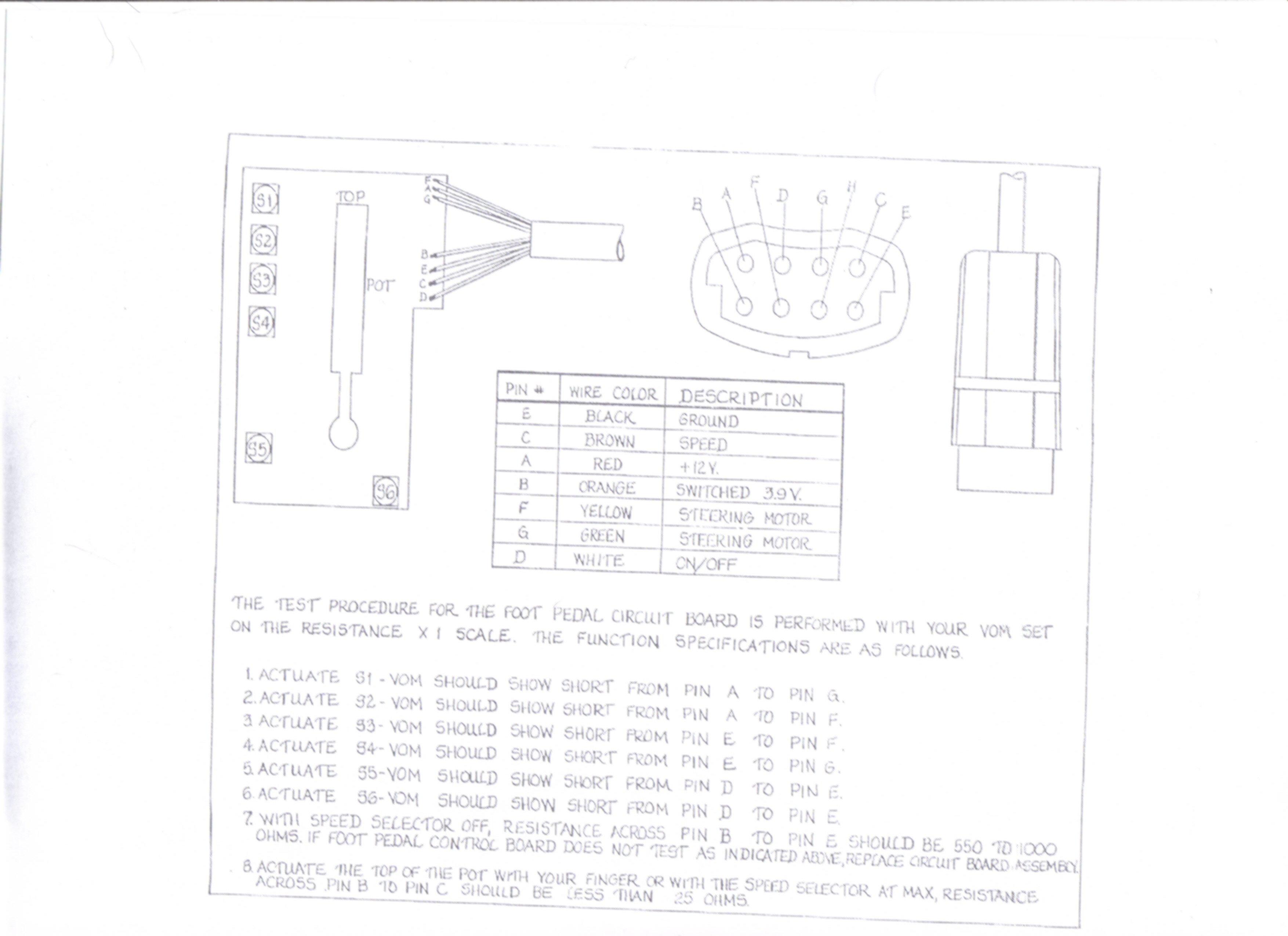 Minnkota Autopilot 24 Volt Plug Wiring Diagram