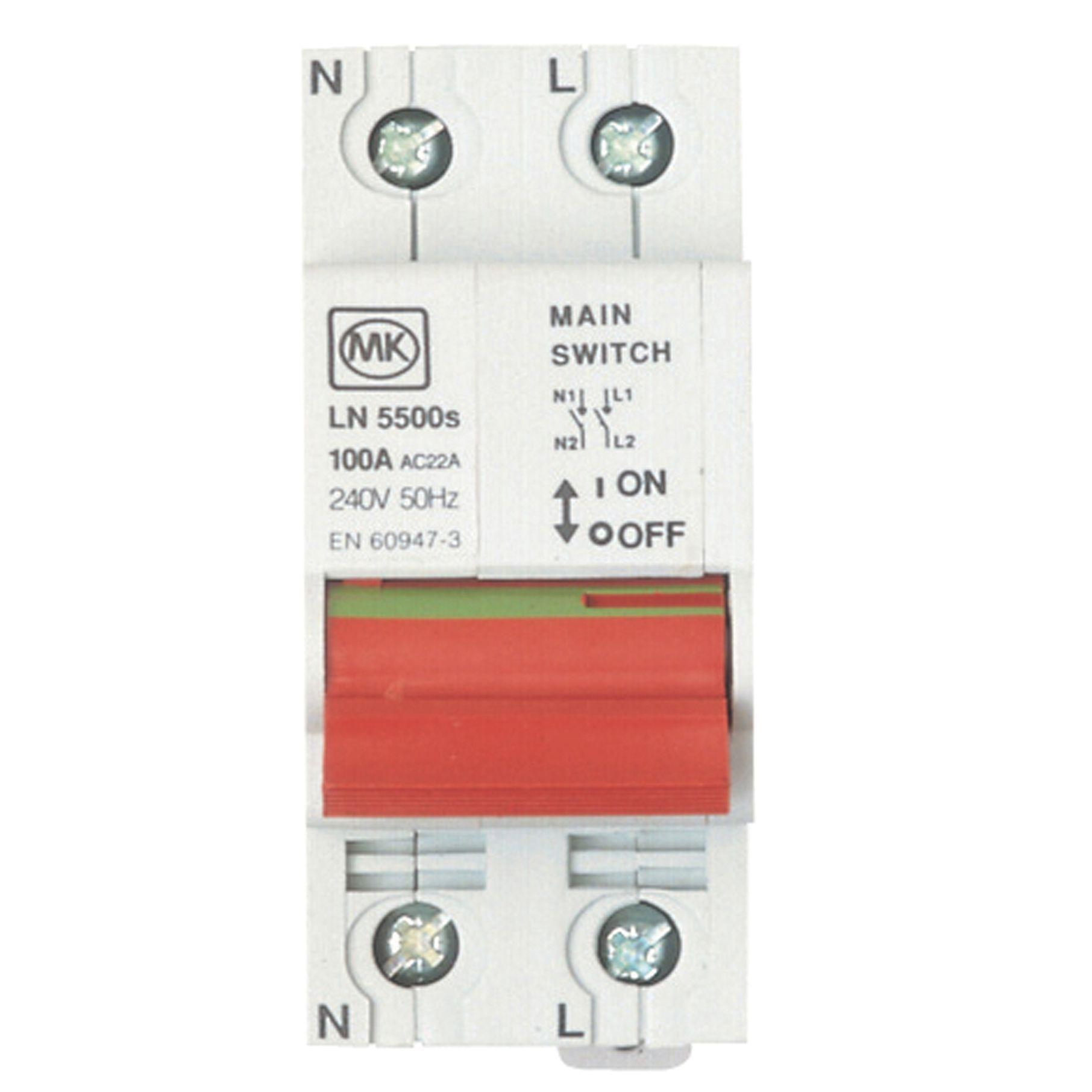 Mk Isolator Switch Wiring Diagram