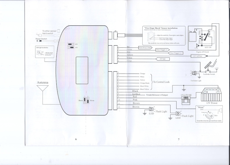 Mondeo Heated Seat Wiring Diagram