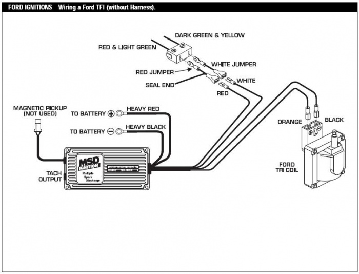 Msd 6400 Wiring Diagram