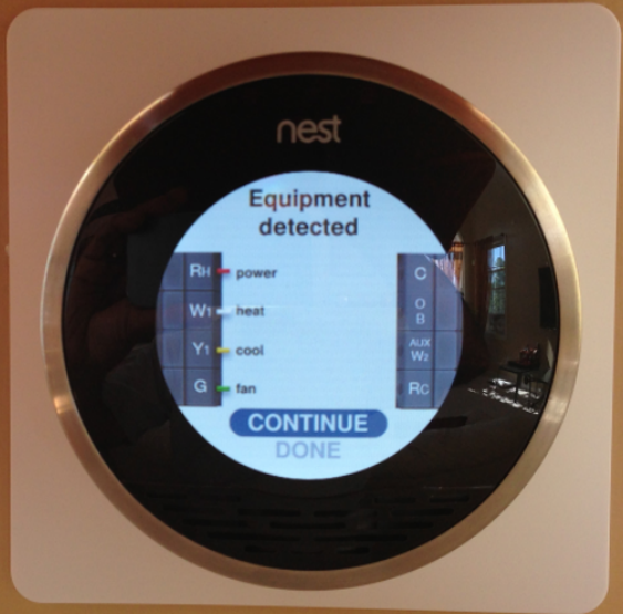 Nest 3rd Generation Wiring Diagram