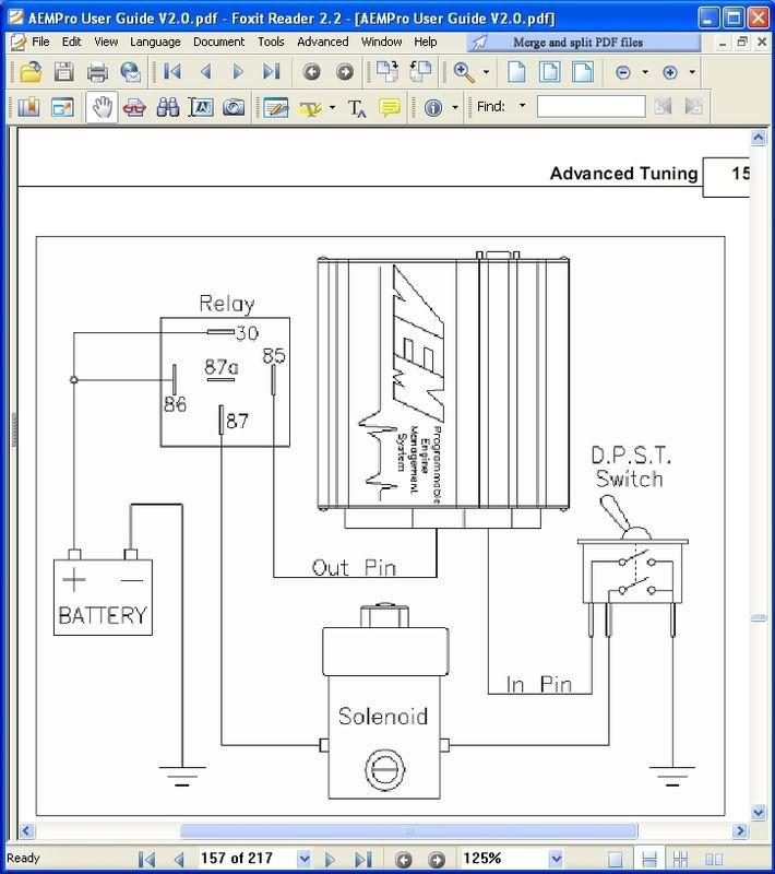 Nitrous Purge Wiring Diagram