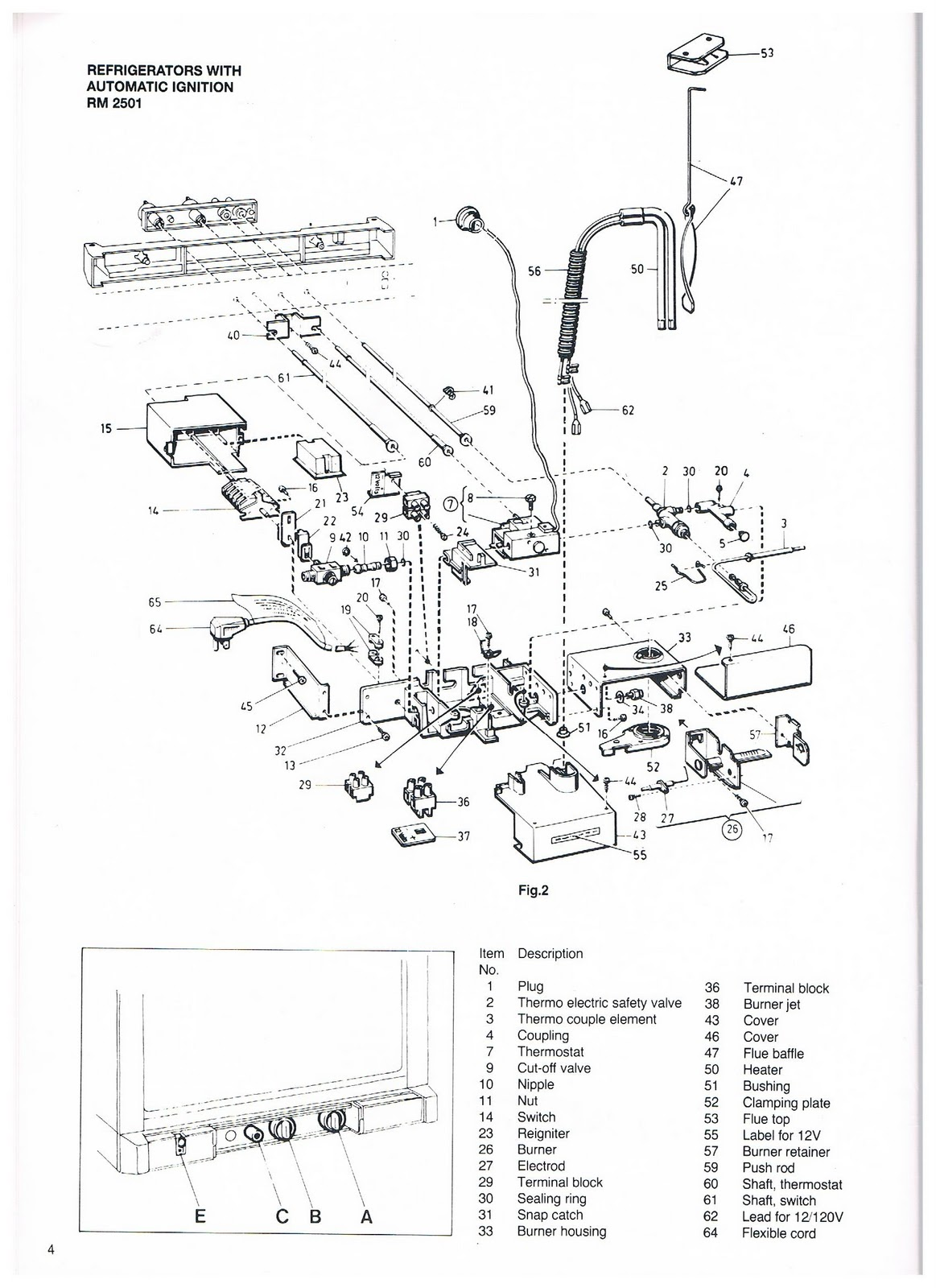 Norcold 3 Way Refer Wiring Diagram