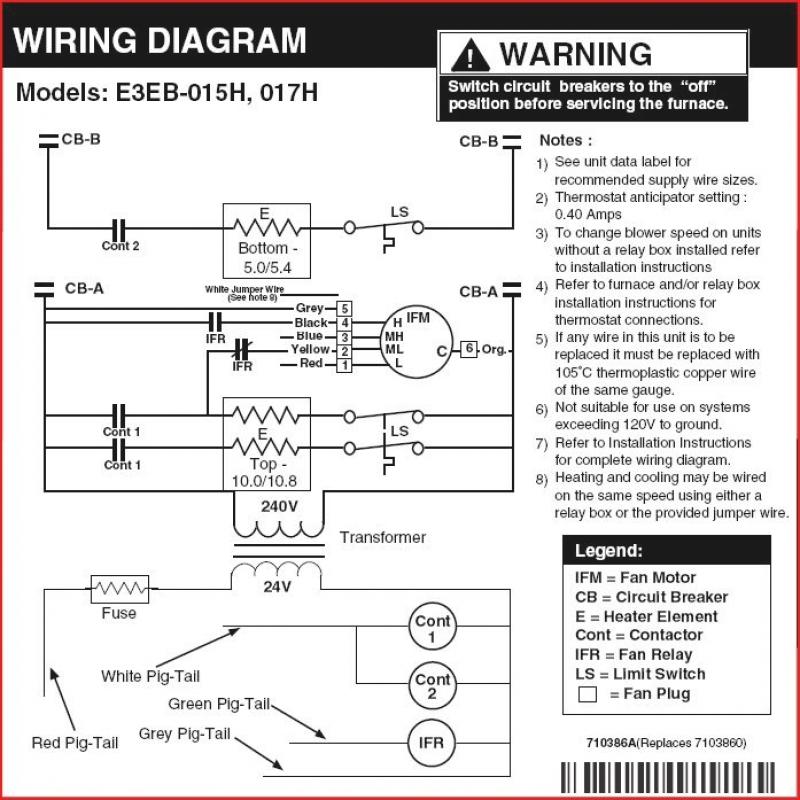 Nordyne B3bv Fan Motor Wiring Diagram