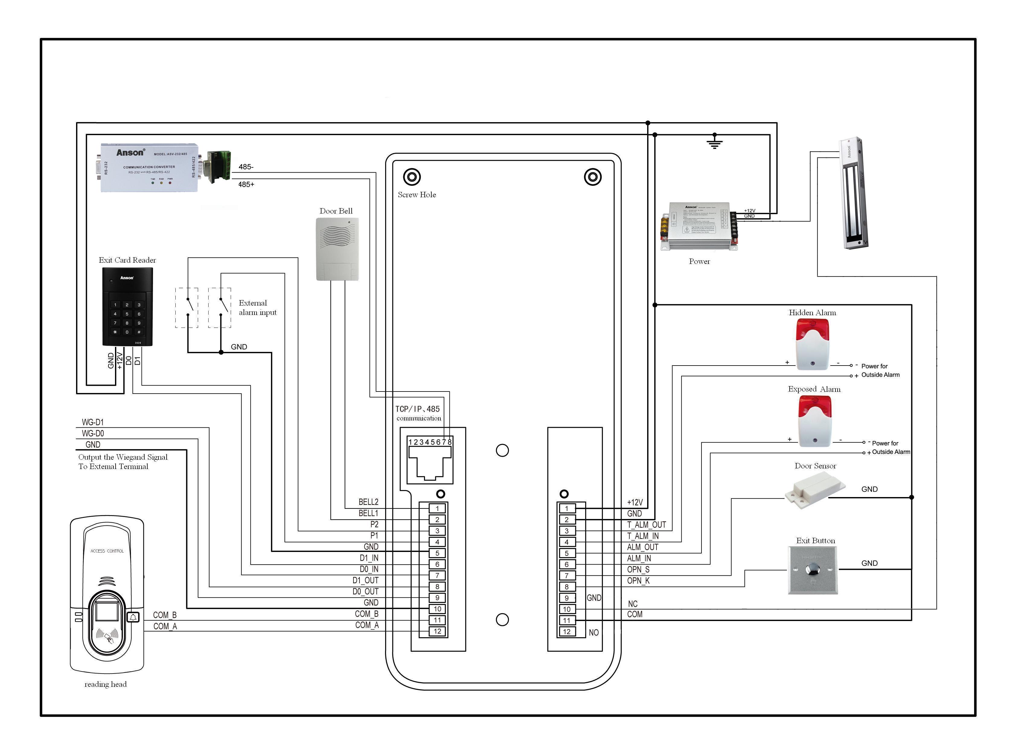 Nutone Intercom Wiring Diagram