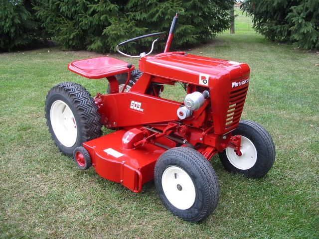 Old Lawn Tractor Wiring Diagram on