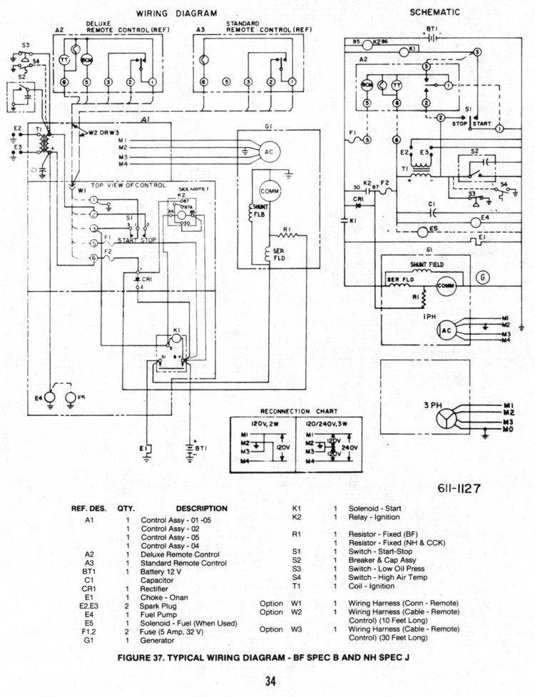 Onan 10hdcaa11506a Wiring Diagram