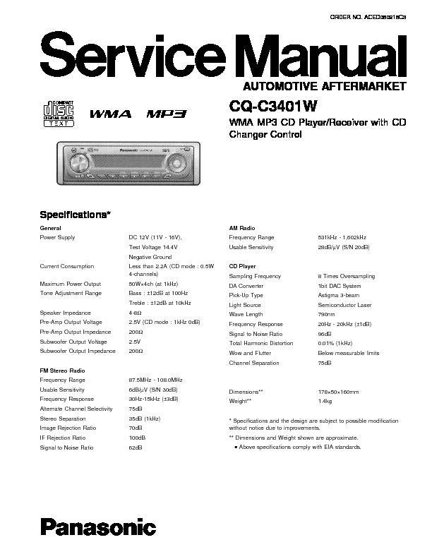 DIAGRAM] Panasonic Cq Cp134u Wiring Diagram FULL Version HD Quality Wiring  Diagram - KENDRICKSCHEMATIC2926.BEAUTYWELL.ITkendrickschematic2926.beautywell.it