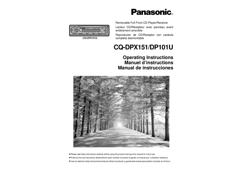 Panasonic Cq Vd6503U Wiring Diagram from wiringall.com