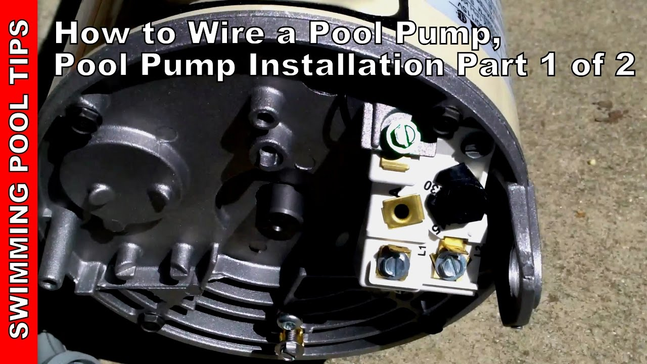 Pentair Superflo Pump Wiring Diagram