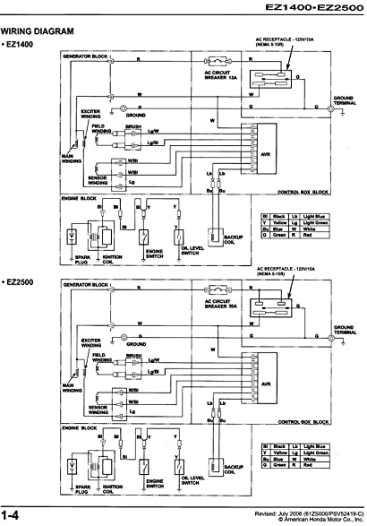 Philips Bodine Emergency B100 Wiring Diagram