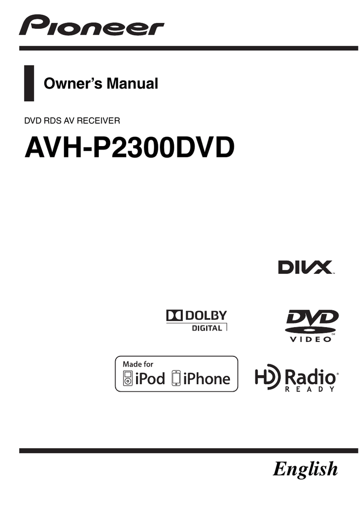Pioneer Avh X5500Bhs Wiring Diagram from wiringall.com