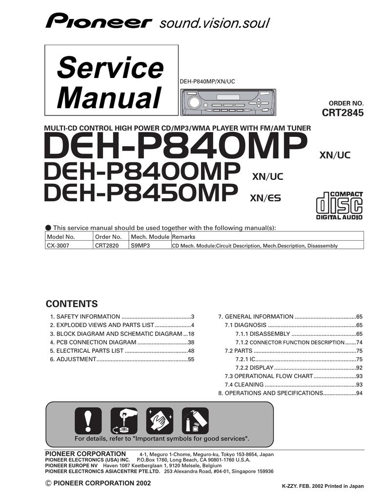 Aliexpress Com Buy Original Harness For Pioneer 2350 Deh Manual Guide