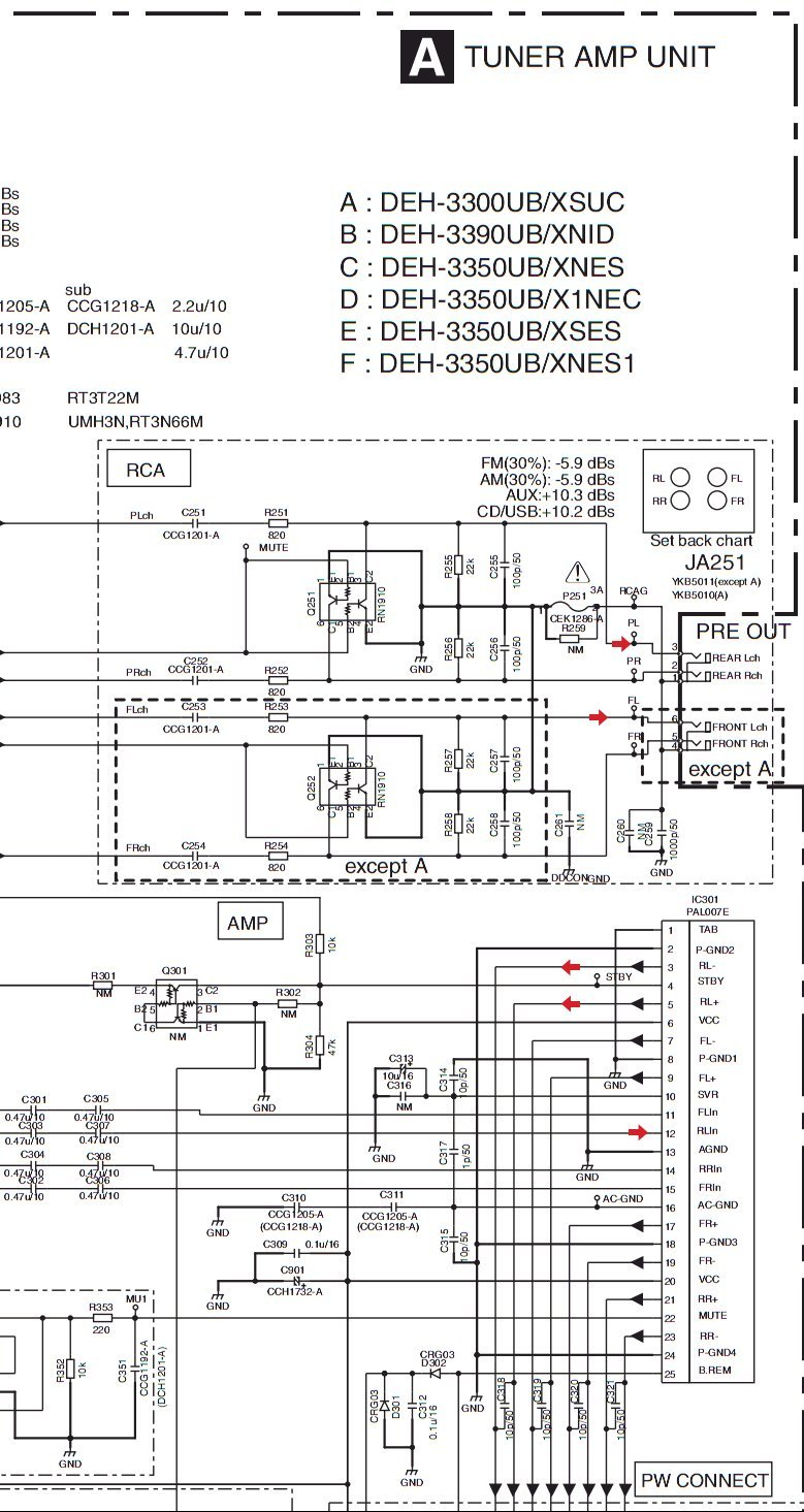 [ZTBE_9966]  DIAGRAM] Pioneer Deh P3300 Wiring Diagram FULL Version HD Quality Wiring  Diagram - MC14538BCPSCHEMATIC4606.CONTOROCK.IT | Pioneer Deh 43 Wiring Diagram |  | CONTO ROCK