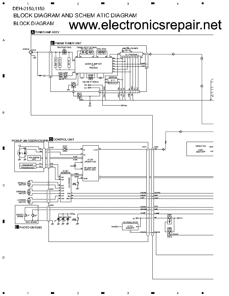 diagram pioneer deh 2600 wiring diagram full version hd