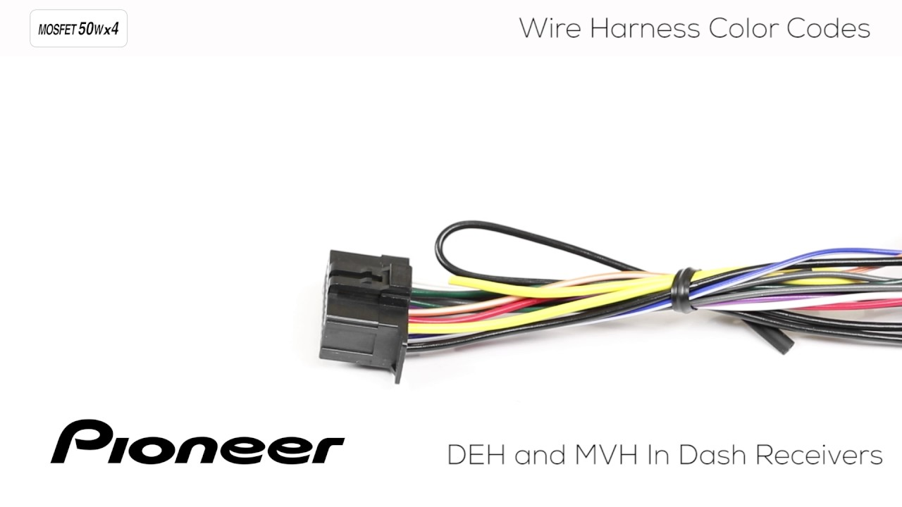 Pioneer Deh