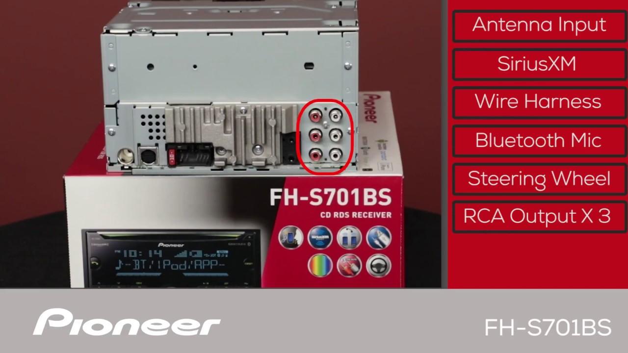 power acoustik wiring diagram pioneer fh s701bs    wiring       diagram     pioneer fh s701bs    wiring       diagram