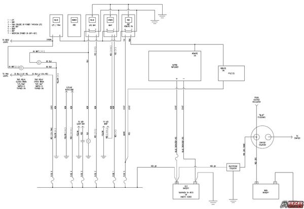 Polaris Ranger 900 Xp Crank Sensor Wiring Diagram