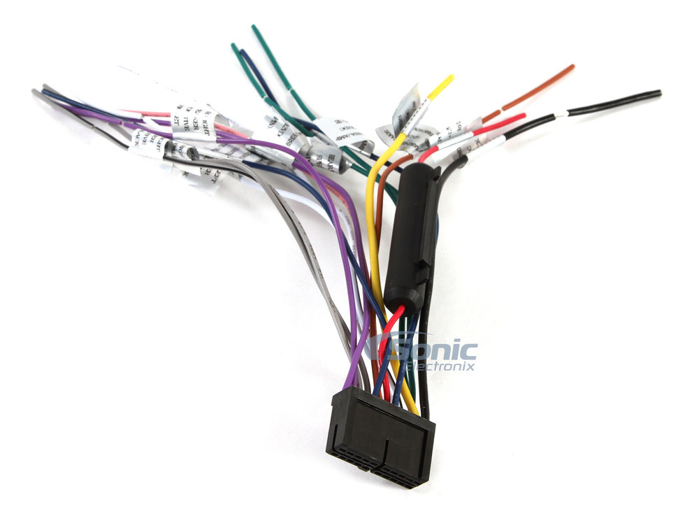 Power Acoustik Ptid 8920 Wiring Diagram